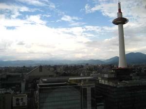 松山閣からの眺望